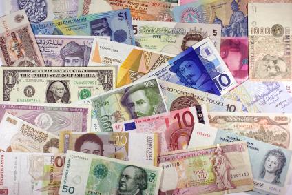 Валютообменные, или конверсионные операции на Форекс